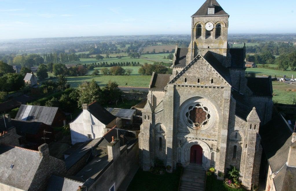 Vivre à Saint Aubin du Cormier