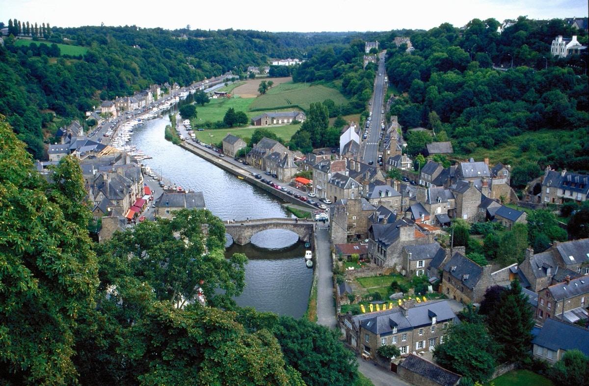 Le top 3 des villes où séjourner en Bretagne