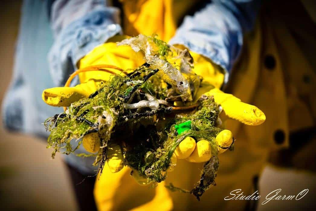 Venez participer au nettoyage de la plage de Saint-Malo