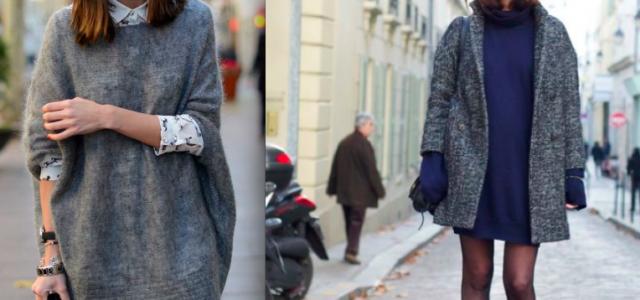 Comment porter une robe sweat à capuche ?