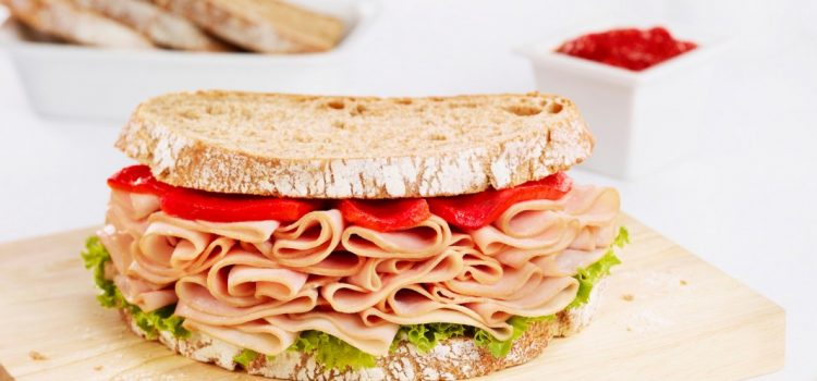 Comment faire un sandwich au jambon ?