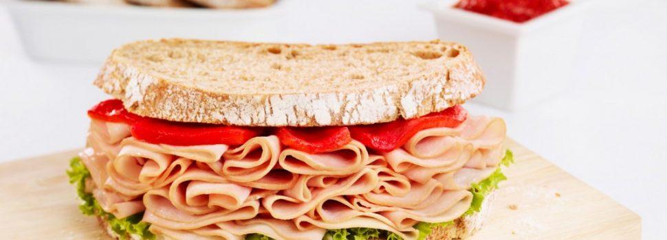Comment faire un sandwich au jambon ?