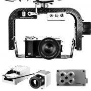 Quels sont les différents capteurs et actionneurs du drone ?