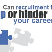 Qui passe par une entreprise de recrutement?