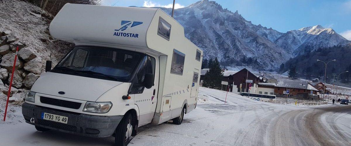 Astuces pour garder votre camping-car au chaud pendant l'hiver
