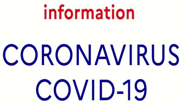 Quel est le numéro vert pour obtenir de l'information sur le coronavirus ?