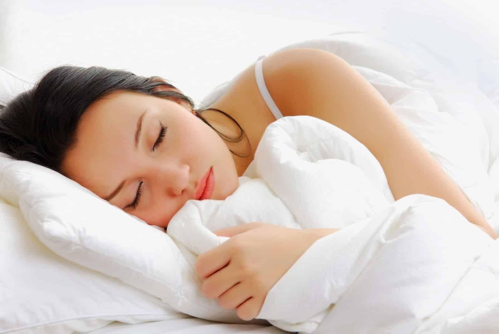 nombre d'heure de sommeil